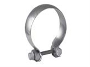 Stainless Steel Half Moon Clamps