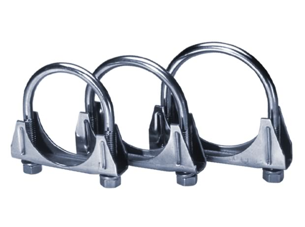 BORLA® Accessories - Clamps, Brackets, Pipes, Diffusers