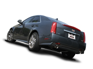 Cts V Sedan 2009 2014 Axle Back Exhaust S Type Part 11809