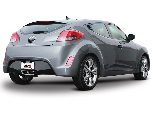 Hyundai Veloster Exhaust Systems