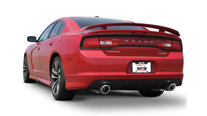 Dodge Charger SRT Exhaust Systems