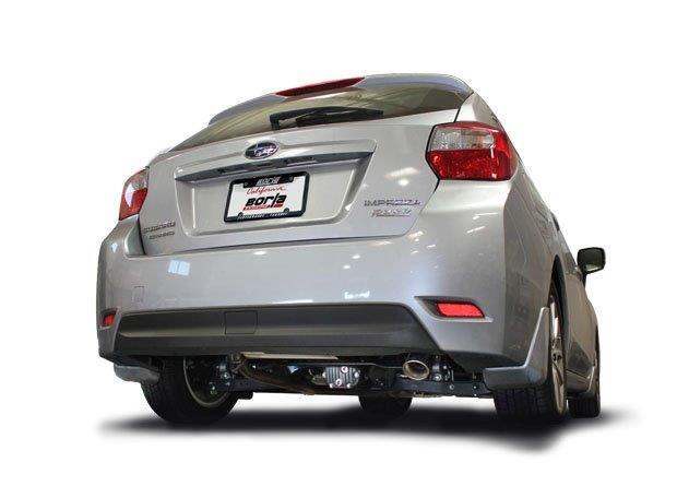 Impreza 2013 2016 Xv Crosstrek 2013 2017 Axle Back Exhaust S Type