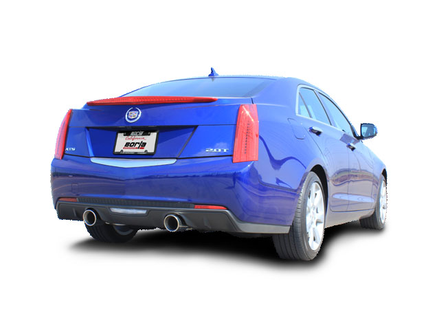 Cadillac ATS Exhaust Systems