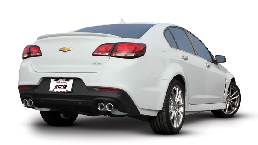 Chevrolet SS with Borla Exhaust