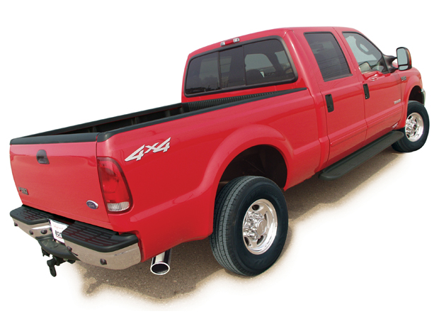 Ford F-350 Exhaust Systems