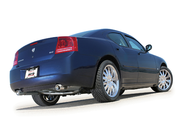 Dodge Charger SE-SXT Exhaust Systems