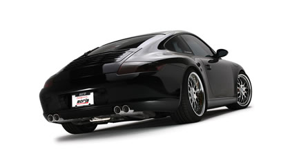 Porsche 997 Exhaust Systems