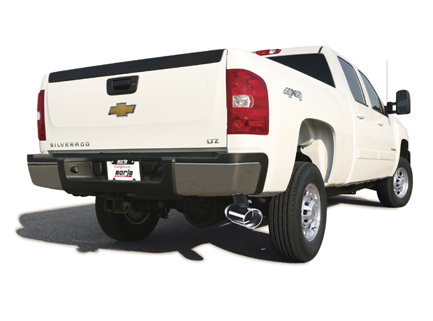 GMC Sierra 2500 Exhaust Systems