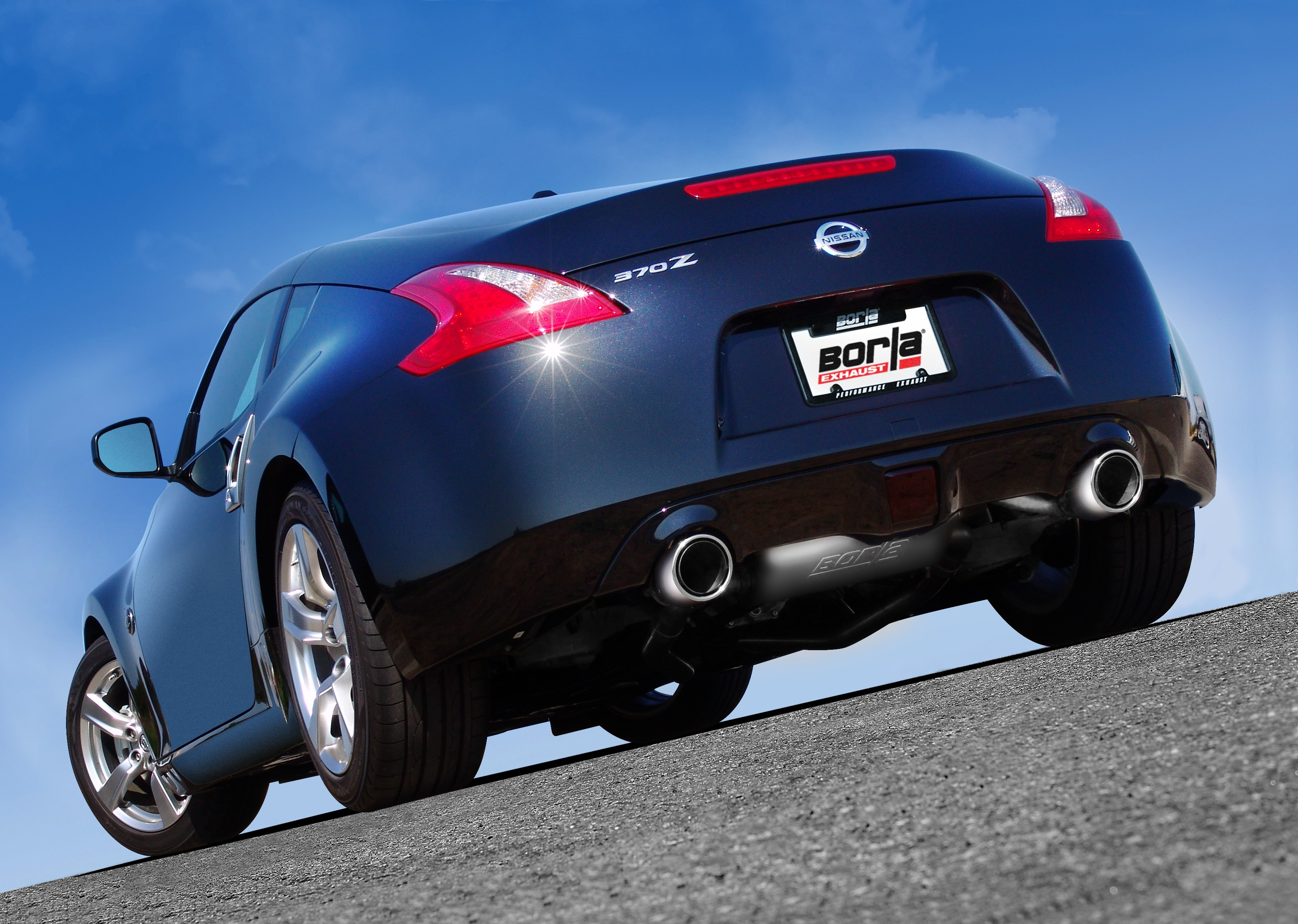 Nissan 370Z Exhaust Systems