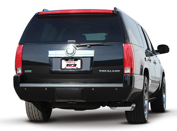 Cadillac ESV EXT Exhaust Systems