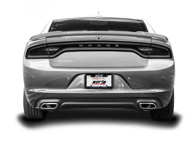 Dodge Charger RT Exhaust System – Performance - Cat Back
