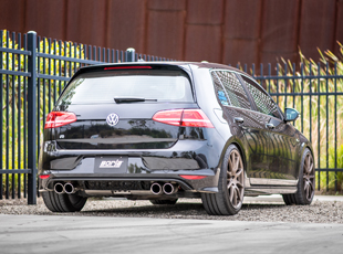 Mk7 Golf R >> Golf R Mk7 2015 2017 Cat Back Exhaust S Type Part 140643
