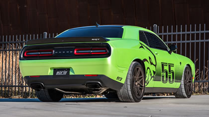 Dodge Challenger Hellcat Exhaust Systems