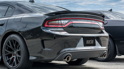 Dodge Charger Hellcat Exhaust Systems