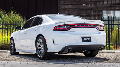 Dodge Challenger SRT Exhaust Systems