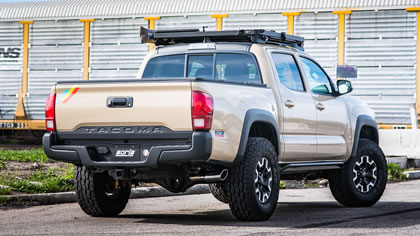 Exhaust Systems for Toyota Tacoma