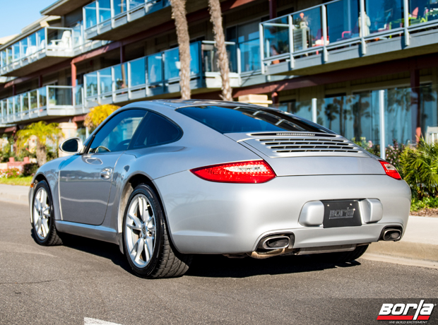 Porsche 997.2 Exhaust Systems