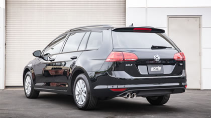 Volkswagen Golf Exhaust Systems