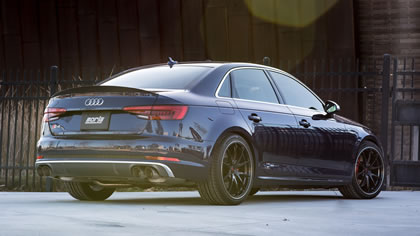 S4 Exhaust Systems