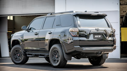 Exhaust Systems for Toyota 4 Runner