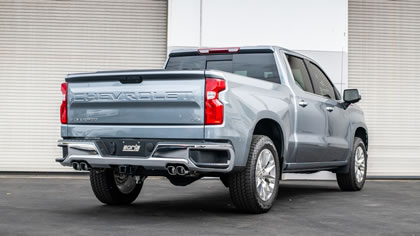 GMC Sierra 1500 Exhaust Systems