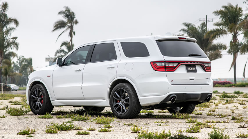 Dodge Durango SRT with Borla Exhaust