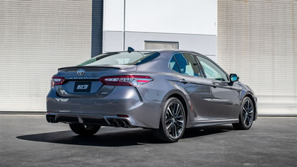 Exhaust Systems for Toyota Camry