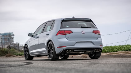 Volkswagen Golf R Exhaust Systems