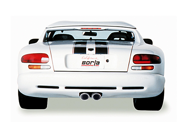 Dodge Viper Exhaust Systems