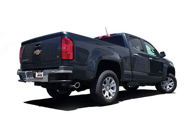 Colorado Exhaust Systems – Performance - Cat Back ...