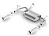 JK/ JKU Wrangler 2 & 4 door 2012-2018 Axle-Back Exhaust Touring part # 11834