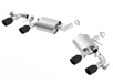 Camaro SS W/ Dual Mode Exh. (NPP) 2016-2018 Axle-Back Exhaust S-Type part # 11924CB