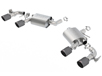 Camaro SS W/ Dual Mode Exh. (NPP) 2016-2018 Axle-Back Exhaust S-Type part # 11924CFBA