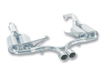 987 Cayman/ Cayman S/ Boxster/ Boxster S 2005-2008 Cat-Back Exhaust S-Type part # 12654