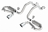 C5 Corvette/ C5 Corvette Z06 1997-2004 Cat-Back Exhaust S-Type Classic part # 140017