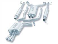 G35 Sedan RWD Only 2003-2006 Cat-Back Exhaust part # 140093