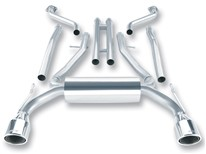 G37 Coupe 2008-2013 Cat-Back Exhaust S-Type part # 140260