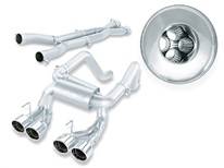 C6 Corvette Z06/ C6 Corvette ZR1 2006-2011 Cat-Back Exhaust Multi-Core part # 140265