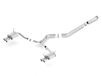 WRX/ WRX STI 2015-2018 Cat-Back Exhaust S-Type part # 140595