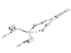 Charger SRT 392/ Scat Pack /Daytona 392 2015-2018 Cat-Back Exhaust Touring part # 140670