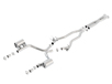 Charger SRT 392/ Scat Pack /Daytona 392 2015-2018 Cat-Back Exhaust ATAK part # 140675