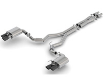 Mustang GT 2018-2020 Cat-Back Exhaust S-Type part # 140742BC