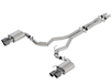 Mustang GT 2018-2019 Cat-Back Exhaust S-Type part # 140742CFBA