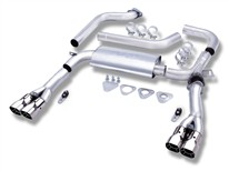 Camaro SS/ Camaro Z28/ Trans-Am/ Firebird/ Formula Firebird 1993-1995 Cat-Back Exhaust part # 14464