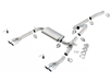 Camaro SS/ Camaro Z28/ Trans-Am/ Firebird/ Formula Firebird 1995-1997 Cat-Back Exhaust part # 14555