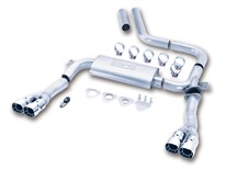 Camaro SS/ Camaro Z28/ Trans-Am/ Firebird/ Formula Firebird 1998-2002 Cat-Back Exhaust S-Type part # 14780