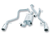 Silverado/ Sierra 1500 1999-2007 Cat-Back Exhaust part # 14824