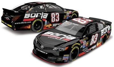 Collectible Borla Diecast Models
